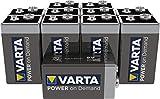 VARTA Power on Demand 9V Block (10er Pack - smart, flexibel und leistungsstark für den mobilen...