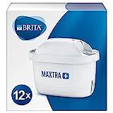 BRITA 1023130 Wasserfilter-Kartusche MAXTRA+ 12er Pack –...