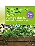 Kräuter richtig anbauen: Das Praxisbuch für Biogarten, Topf und Balkon. Vielfalt in über 100...