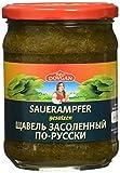 Dovgan Sauerampfer gehackt gesalzen, 10er Pack (10 x 480 g)