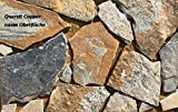 Natursteinplatten Polygonalplatten Quarzit'Copper'