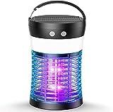 Zenoplige UV Insektenvernichter, Zwei in Eins Solar Campinglampe und USB Wiederaufladbar...