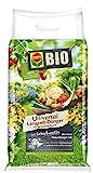 Compo BIO Universal Langzeit-Dünger mit Schafwolle für alle Gartenpflanzen, 5 Monate...