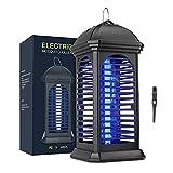 Elektrische Insektenvernichter, EWEIMA Elektrische Mückenfalle Insektenlampe Insektenfalle...