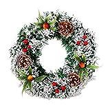 Weihnachtskränze Tür - Weihnachtskränze, Geeignet Für Haustüren Wände Kamindekoration