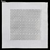 DXLing 7 Stück Wandreparatur Patch Set für Gipskartonplatten und Trockenbau Wand...