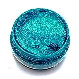KandyDip Effektpigment Bora Bora Blue Pearl Perlglanz Metallic Farbpulver Pigment für Epoxidharz...