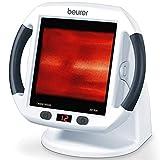 Beurer IL 50 Infrarot-Wärmestrahler, Medizinprodukt zur Behandlung von Erkältungen und...
