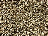 Der Naturstein Garten 25 kg (ca. 30 L) Bimssubstrat 0-10 mm - Pflanzgranulat Bims Dachbegrünung...