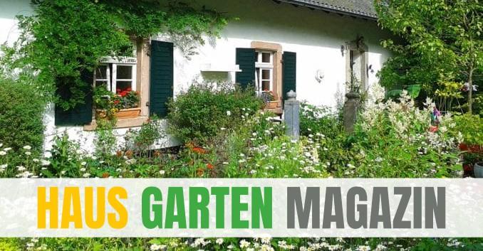 Haus Garten Magazin Cover