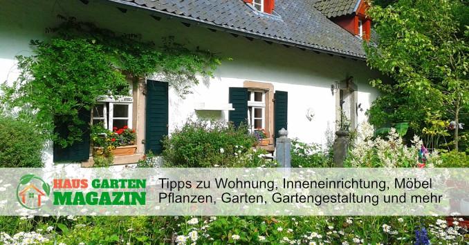 Haus Garten Titelbild
