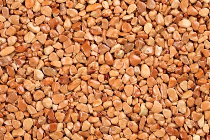 Natuerlicher Steinteppich Rutschsicher