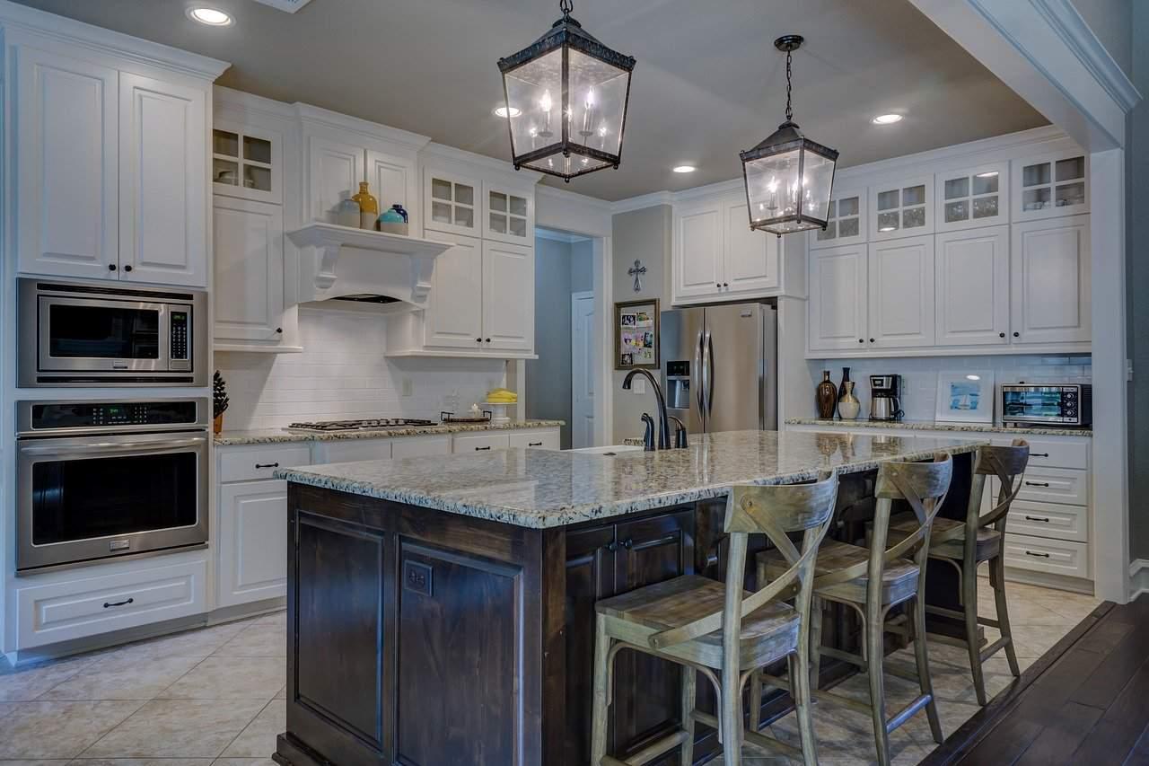 Küche planen - Designidee 1