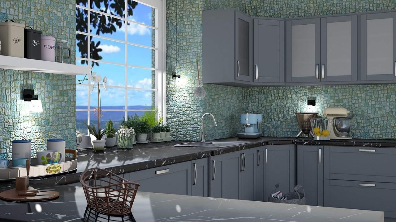 Küche planen - Designidee 2