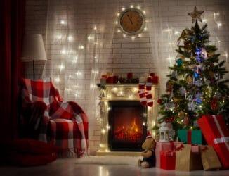 Ideen Weihnachtsdekoration