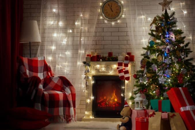 Mehr Als 100 Ideen Fur Die Weihnachtsdekoration Im Haus