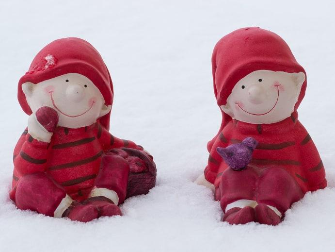 Ideen Weihnachtsdeko - Kinderzimmer