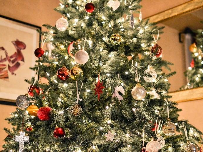 Ideen Weihnachtsdeko - Weihnachtsbaum
