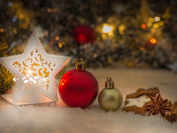 Ideen Weihnachtsdeko - Wohnzimmer und Stube