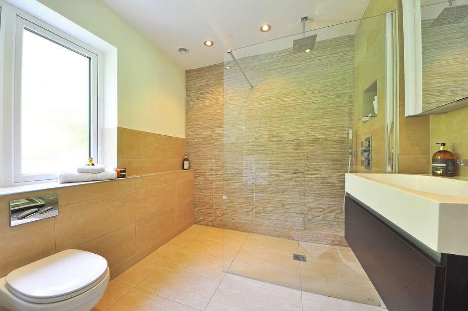 Badezimmertrend 2021 Glasdusche